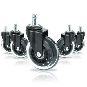 Pulselabz Rollerblade Casters for Gaming and Office Chairs   BestBuy Canada $27.99 Canada Preview