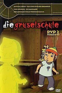 Die Gruselschule - DVD 02 (Folge 6 - 10)   DVD   Zustand gut