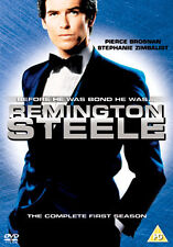 REMINGTON STEELE - SERIES 1 - DVD - REGION 2 UK