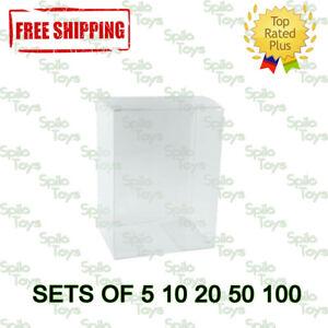 Funko-POP-4-034-Vinyl-Box-Protector-Case-Clear-Acid-Free-POP-Protectors-35MM