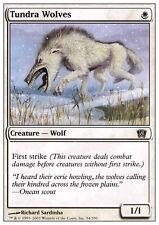 Tundra Wolves - Foil X1 (8th Edition) MTG (NM) *CCGHouse* Magic