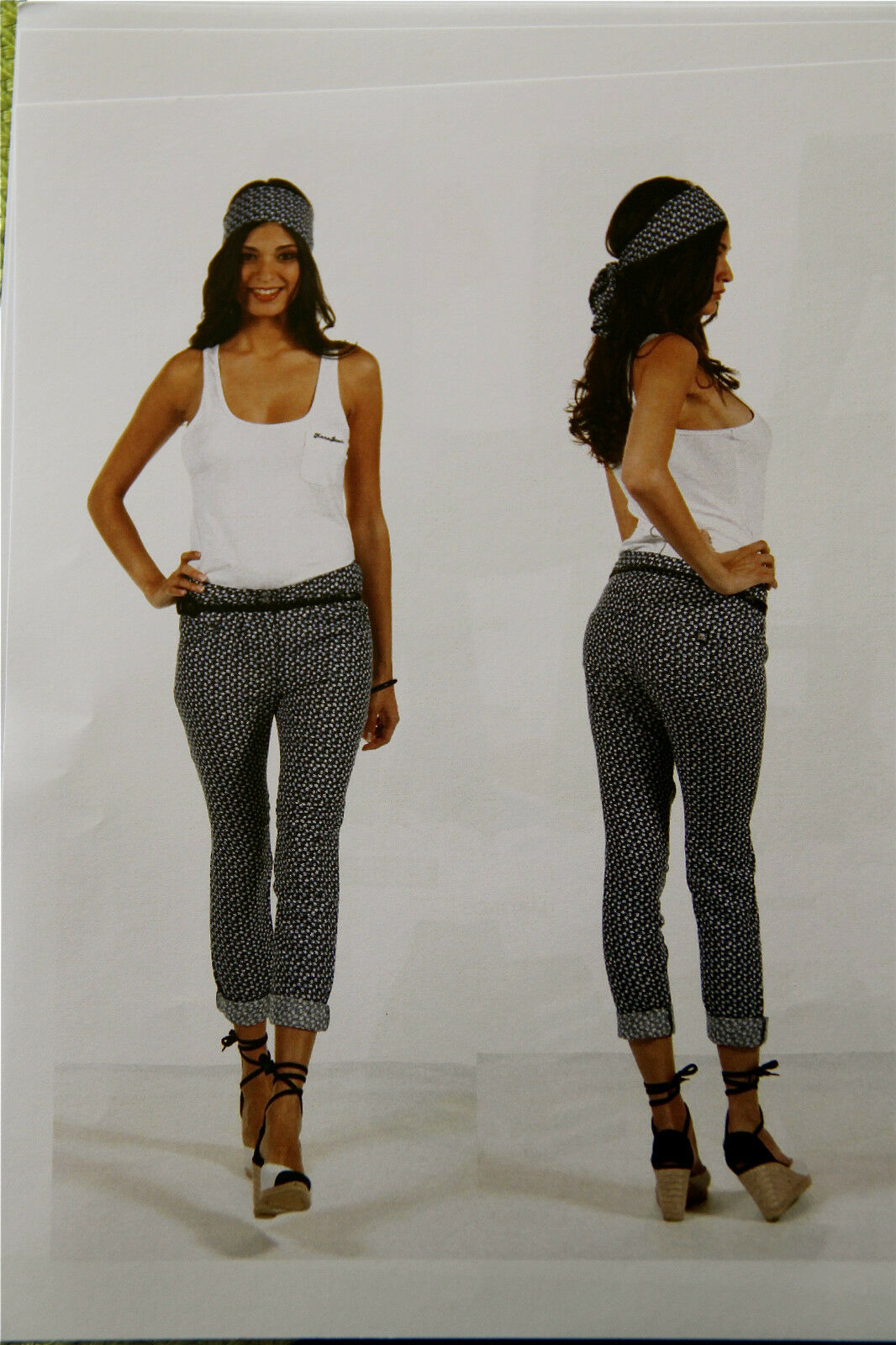 Trousers Cool Woman Kanabeach Home T 38 New Label Value