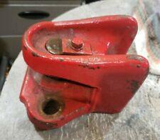 Farmall M Tractor Ih Drawbar Tongue Hitch Anchor Bracket Amp Bolts 8843da