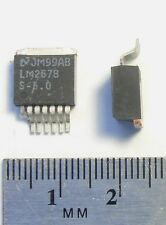 Texas Instruments LM2678S-5.0 IC REG BUCK 5V 5A TO263-7