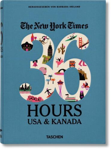 1 von 1 - New York Times Reiseführer USA & Kanada - 36 Hours NYT - NEU