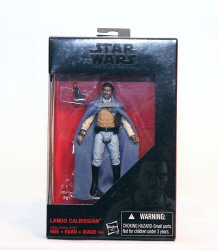 Star Wars The Black Series 3.75 Lando Calrissian - C0661 Blue Cap Hasbro 4+ NEW