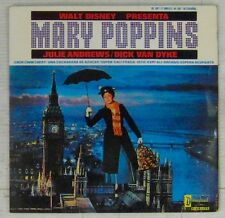 Walt Disney 45 tours Mary Poppins Pressage espagnol 1965