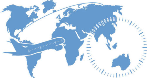 Details about  /Wall Tattoo Clock With Clockwork Wall Clock for Bedroom Aeroplane World Map Card show original title