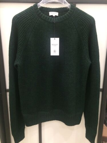 Men's Chunky Winter Jumper Wolsey Est 1755 Size L