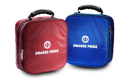 Drakes Pride Quattro  Interior   Plano verde 4 Bolsa Bolos B4216  Mercancía de alta calidad y servicio conveniente y honesto.