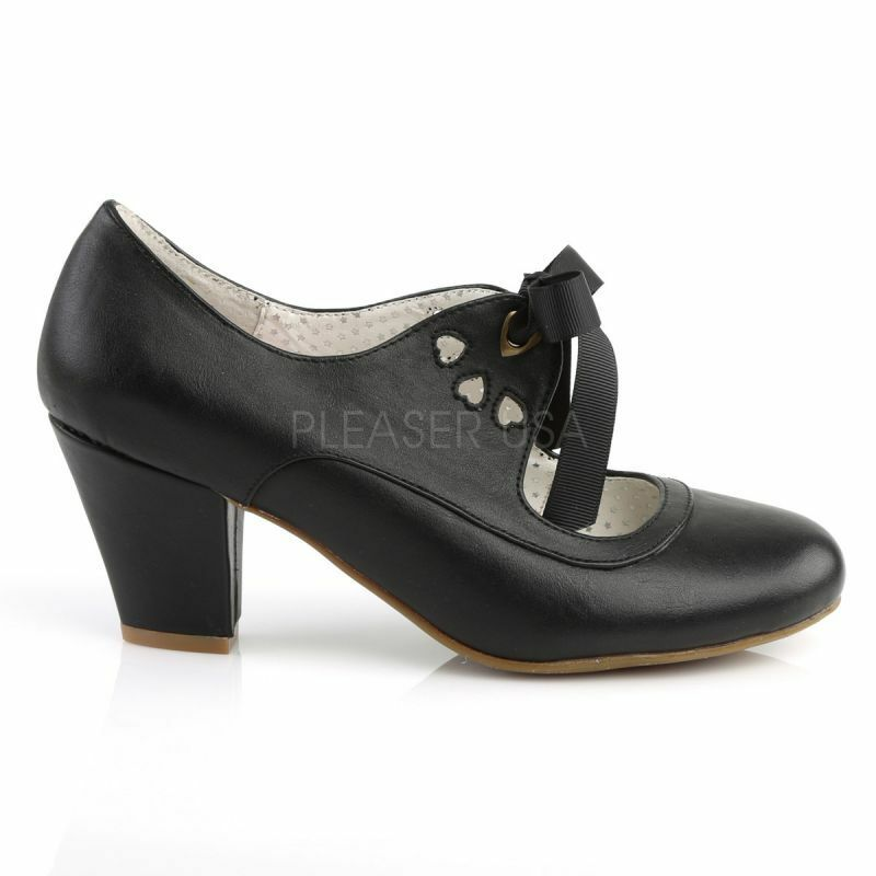 Pin Up Couture Couture Pumps WIGGLE-32 Schwarz Pin Up Couture Couture Pumps WIGGLE-32 Schwarz 436db4