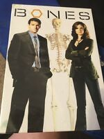 Dvd Bones Complete First Season 1 One 2009) Brand Sealed