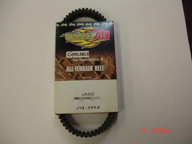 Carlisle Ultimax ATV Drive Belt Fits 2005 Arctic Cat 90 AUTOMATIC