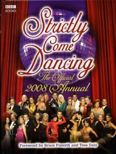"""Strictly Come Dancing"": The Official Annual 2008 By Alison Maloney"""