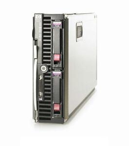 HP Proliant BL460c G6 BLADE 2x 6 CORE X5650 2.66GHz 24GB RAM 2x 72GB 15K SAS