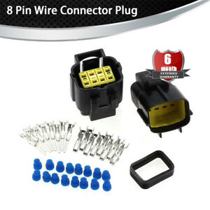 8-Pin-Way-Waterproof-Wire-Connector-Plug-Auto-Sealed-Electrical-Car-Truck-Boat