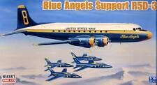 Minicraft R5-D R5D-3 Blue Angle Support Angels US Navy Modell-Bausatz 1:144 NEU