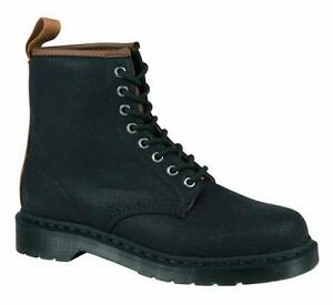 Black Loch 1460 Dr Doc 21250002 Original Canvas 8 Martens wHqnx7XRg