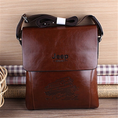 JEEP men/'s messenger bag-designer high quality shoulder bags