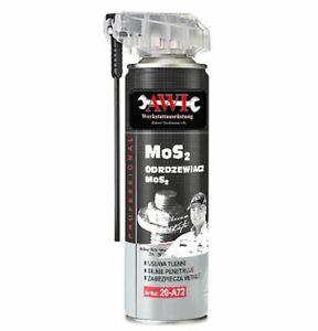 Rostloser-MOS2-500ml-Korrosionsschutz-Kriechol-Rostentferner-Penetrant-Ol-Spray