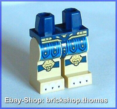 LEGO® 10x Beine Hose schwarz für Figuren 970c00 Hüfte Hips Legs  White NEU K565