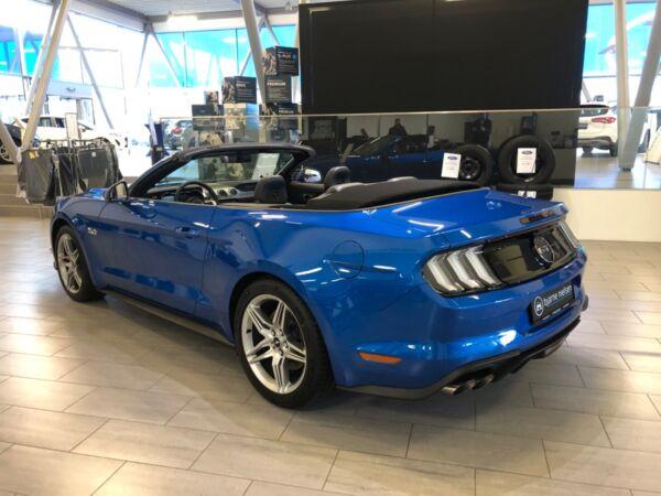 Ford Mustang 5,0 V8 GT Convertible aut. - billede 1