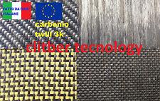 LASTRA PROFESSIONALE in carbonio twill3k 900x1000mm piastre rivestimenti ricambi