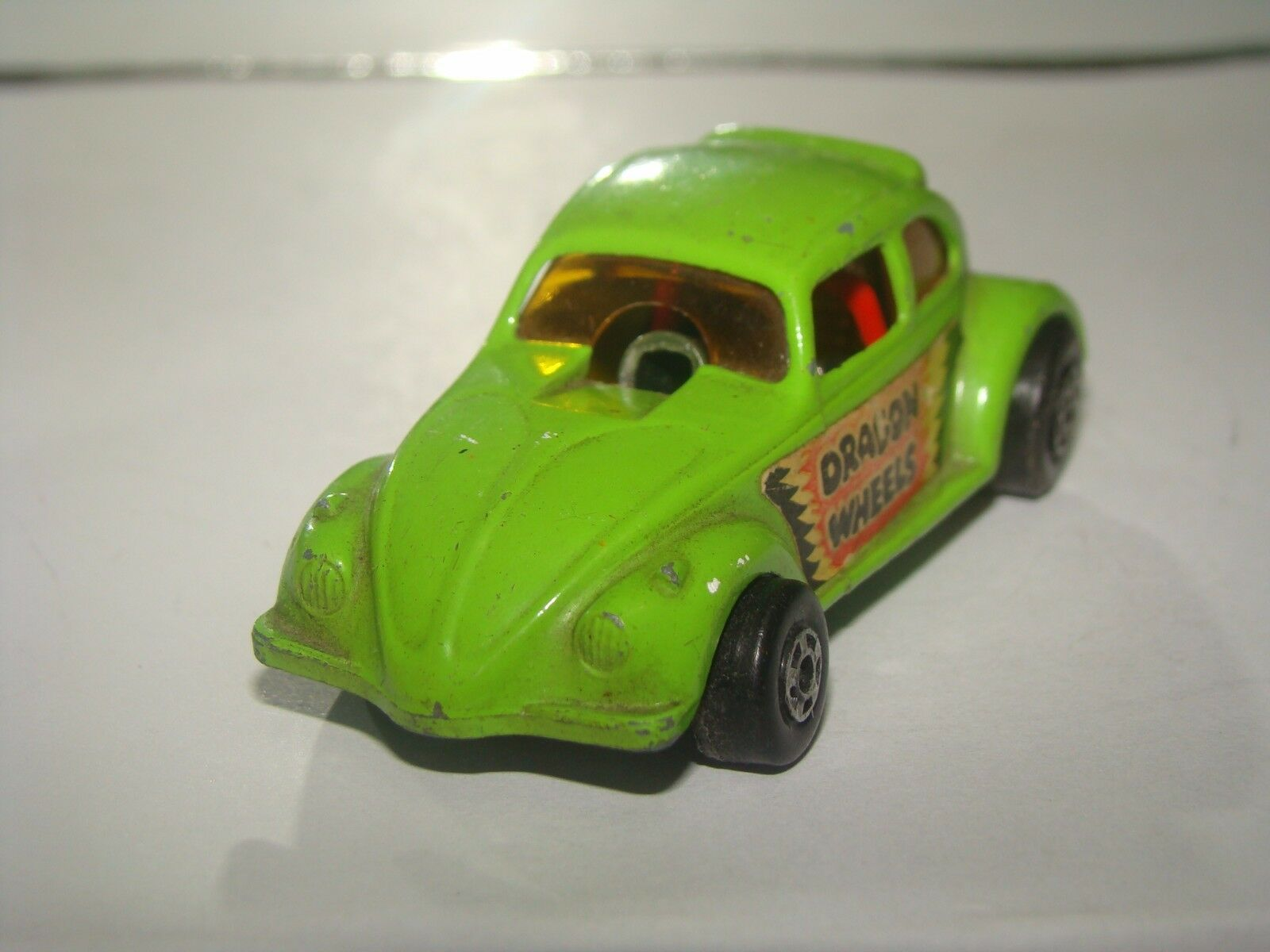 IMBRIMA INBRIMA MATCHBOX No.43 DRAGON WHEELS B005