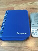 Weight Watchers 2012 Complete Kit With Food Scale