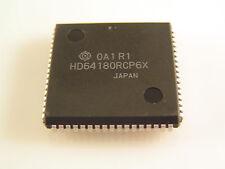 Hitachi HD64180RCP6X Super Z80 Microprocessor PLCC68 OM97C