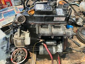 Yanmar-3TNV88-Diesel-Engine-36HP-All-Complete-amp-Run-Tested