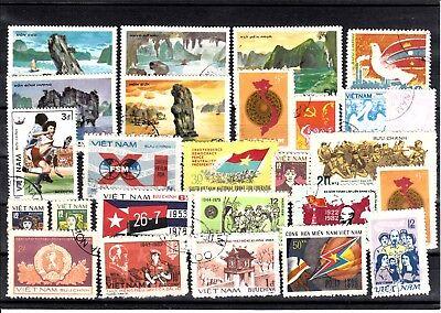 Lot Briefmarken Stamps Vietnam O (926)