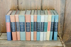 Vintage-MODERN-LIBRARY-Lot-13-Books-philosophy-poems-decameron-and-more