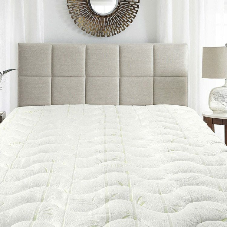 Excellent Waterproof Bamboo Mattress Pad