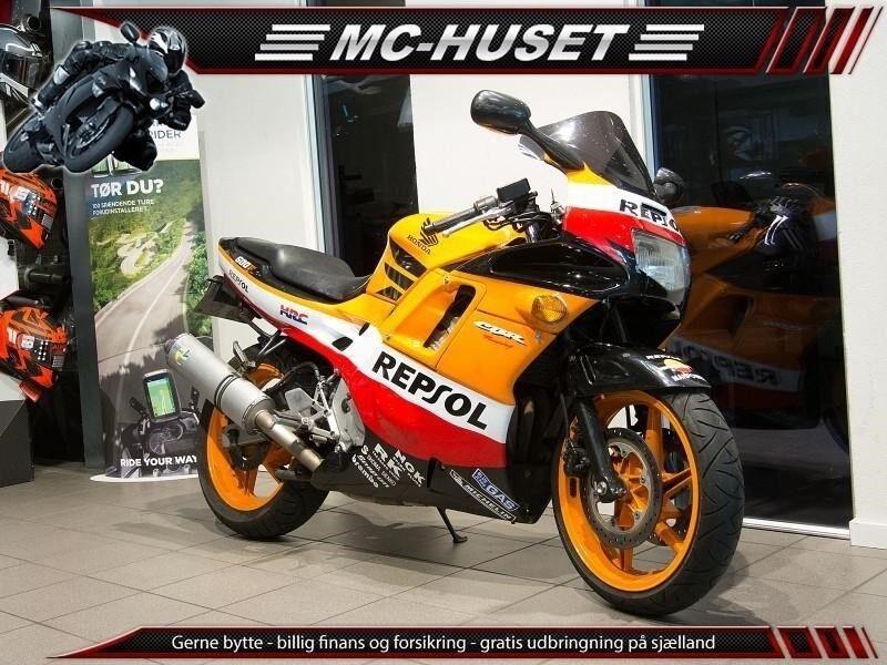Honda, CBR 600 F, ccm 599