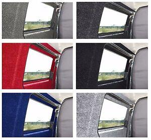 Various Size Van Lining Carpet Kit Super Stretch | 1.4m Wide SELF ADHESIVE