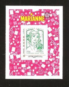 FRANCE 2013  Autoadhésif n° 864 A Marianne de CIAPPA en 3D Neuf** LUXE