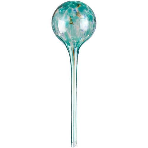 4er-Set Gießfrei-Bewässerungs-Kugeln aus Glas Bewässerungskugel bunt Ø 8,5 cm