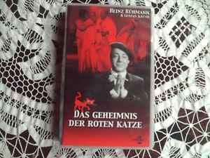 HEINZ-RUHMANN-amp-GUSTAV-KNUTH-DAS-GEHEIMNIS-DER-ROTEN-KATZE-VHS-KINOWELT300229