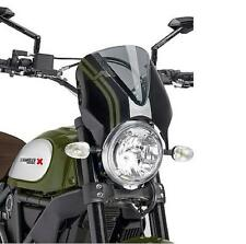 PUIG Naked Bike Windscreens Smoke Sport 7652H 20-7249