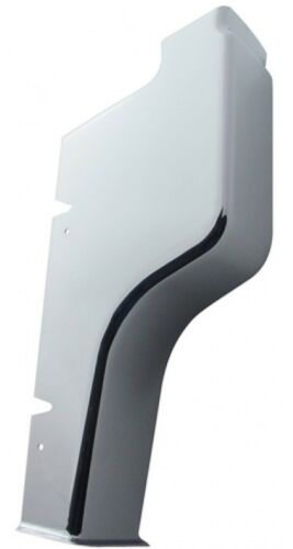 steering column cover lower chrome for 1998-06 Freightliner Classic FLD120