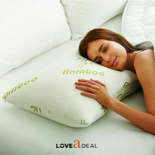 Bedeck Memory Foam Pillow 48 X 74cm for