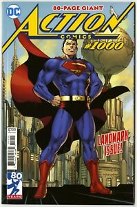Action-Comics-1000-Superman-DC-ALL-VARIANT-TYPES-YOU-PICK-THE-ONES-YOU-WANT