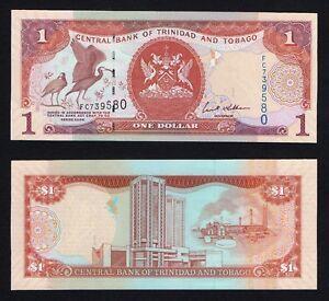 Trinidad Y Tobago 1 Dólar 2006 Fds Unc- A-10