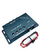 4CH RCA Video Amplifier 1 input 4 outputs Splitter Car DVD DVR Distribution VA4
