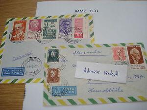 AMK1131-Beleg-Brief-Postkarte-Ganzsache-Correios-de-Brasil-Brasilien