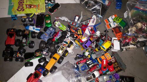 Disney Hot Wheels Tonka Rare? Grab Bag Lot LOT Die Cast Cars- MATCHBOX