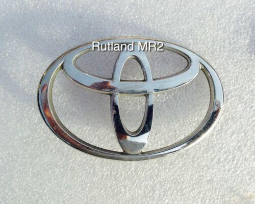 TOYOTA MR2 Roadster 1.8 VVTi-Toyota Emblema-BADGE