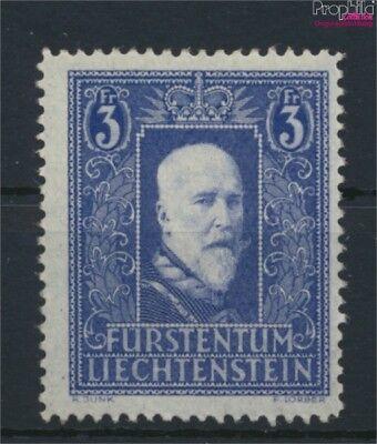 9077514 SchnäPpchenverkauf Zum Jahresende Briefmarken Liechtenstein 141i Postfrisch 1933 Freimarken