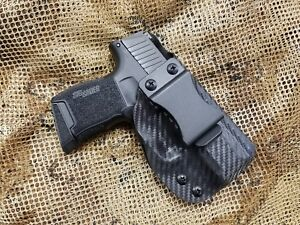 GUNNER's CUSTOM HOLSTERS fits Sig Sauer P365 or P365XL